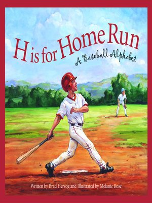 cover image of H is for Home Run