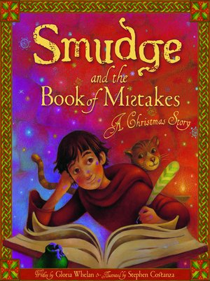 cover image of Smudge and the Book of Mistakes