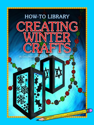 cover image of Creating Winter Crafts
