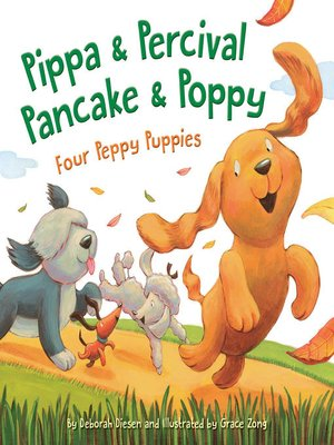 cover image of Pippa and Percival, Pancake and Poppy