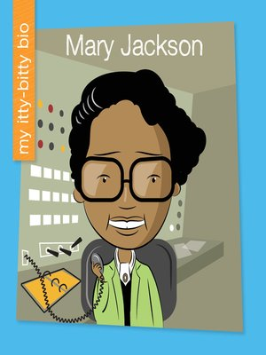 cover image of Mary Jackson