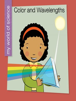 cover image of Color and Wavelengths