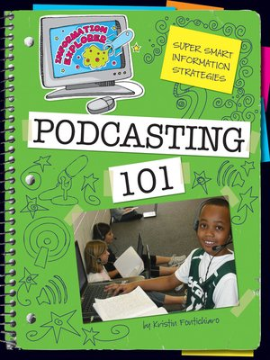 cover image of Podcasting 101