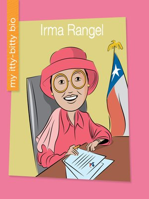 cover image of Irma Rangel
