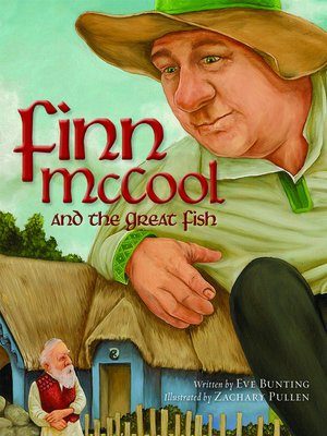cover image of Finn McCool and the Great Fish