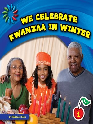 cover image of We Celebrate Kwanzaa in Winter