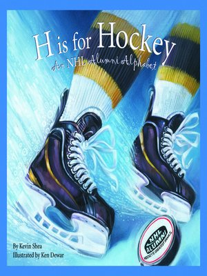 cover image of H is for Hockey