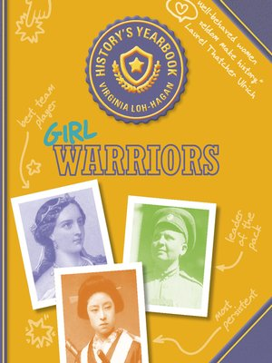 cover image of Girl Warriors