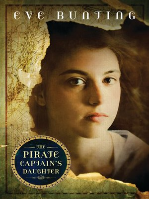 cover image of The Pirate Captain's Daughter
