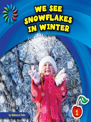 cover image of We See Snowflakes in Winter
