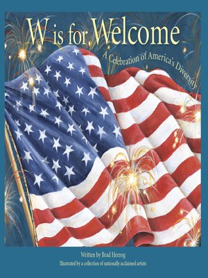 cover image of W is for Welcome