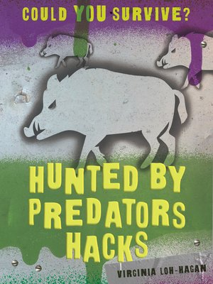 cover image of Hunted by Predators Hacks