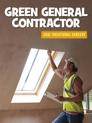 cover image of Green General Contractor
