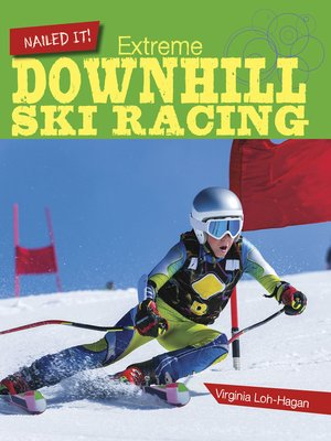 cover image of Extreme Downhill Ski Racing
