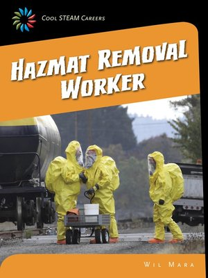cover image of Hazmat Removal Worker
