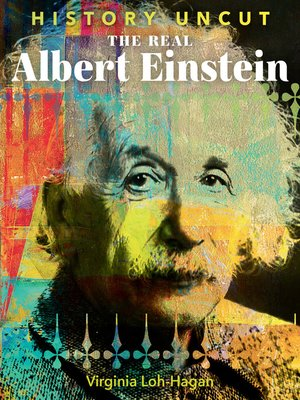cover image of The Real Albert Einstein