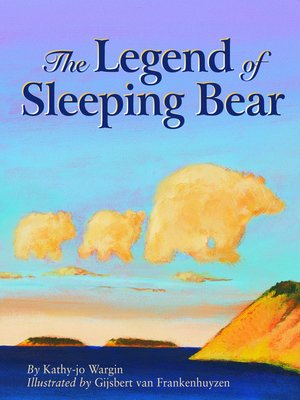 cover image of The Legend of Sleeping Bear