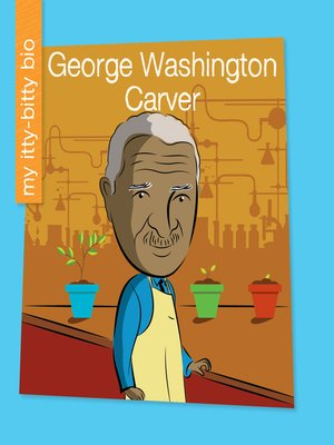cover image of George Washington Carver