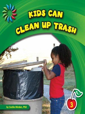 cover image of Kids Can Clean up Trash