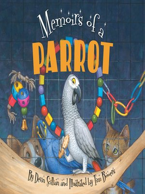 cover image of Memoirs of a Parrot