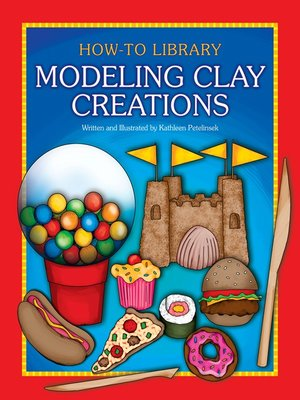 cover image of Modeling Clay Creations