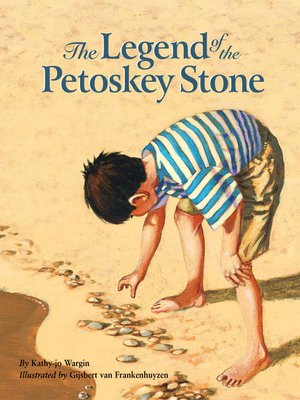 cover image of The Legend of the Petoskey Stone