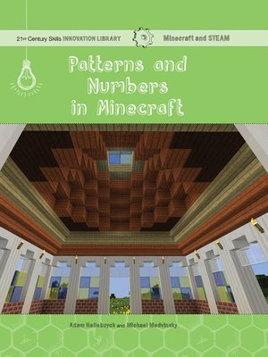 cover image of Patterns and Numbers in Minecraft