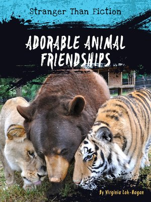 cover image of Adorable Animal Friendships