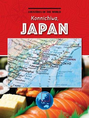 cover image of Konnichiwa, Japan