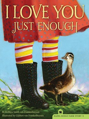 cover image of I Love You Just Enough
