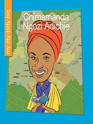 cover image of Chimamanda Ngozi Adichie