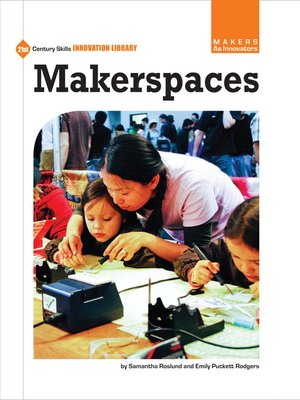 cover image of Makerspaces