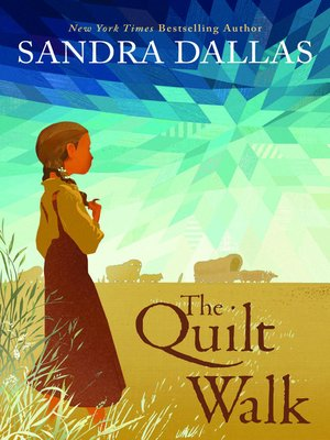 cover image of The Quilt Walk