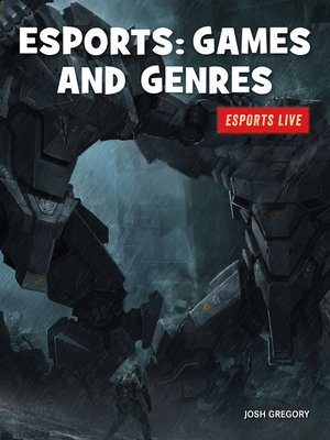 cover image of Esports