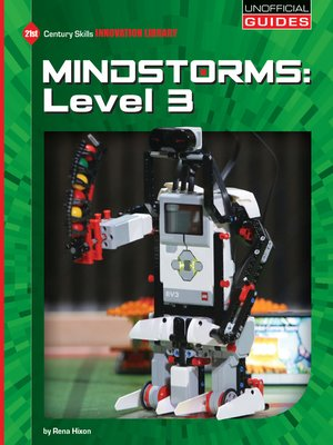 cover image of Mindstorms, Level 3