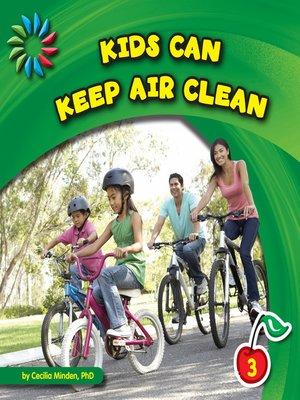 cover image of Kids Can Keep Air Clean