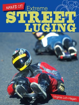 cover image of Extreme Street Luging