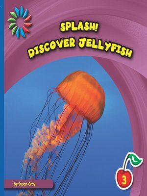 cover image of Discover Jellyfish