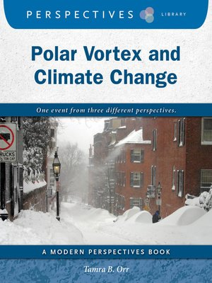 cover image of Polar Vortex and Climate Change