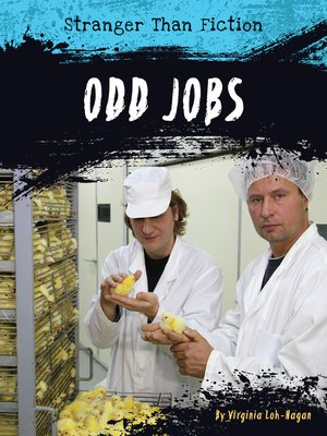 cover image of Odd Jobs