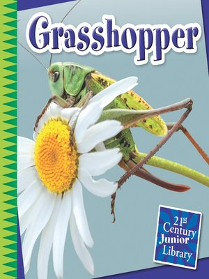 cover image of Grasshopper