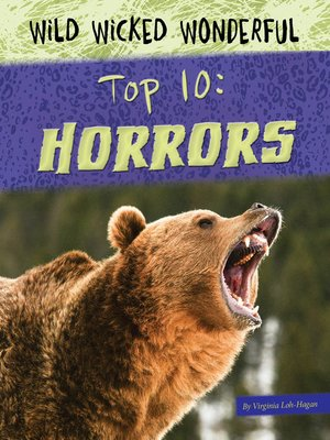 cover image of Top 10 - Horrors