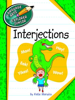 cover image of Interjections