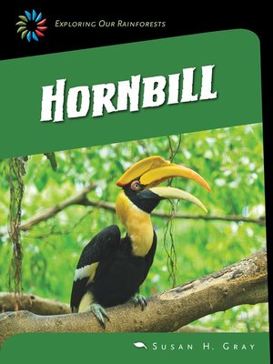 cover image of Great Hornbill