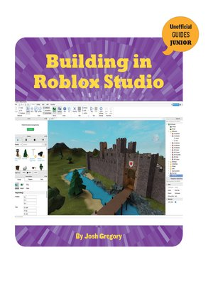 cover image of Building in Roblox Studio