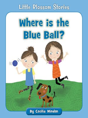 cover image of Where is the Blue Ball?