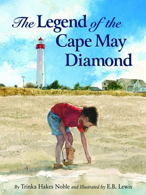 cover image of The Legend of the Cape May Diamond