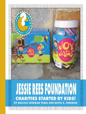 cover image of Jessie Rees Foundation