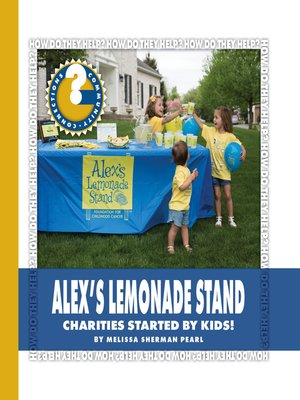 cover image of Alex's Lemonade Stand