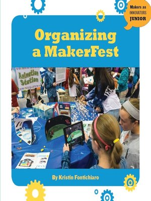 cover image of Organizing a MakerFest